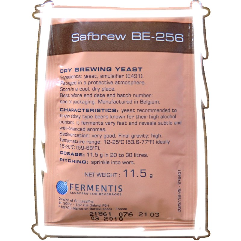 Safbrew  BE-256 11,5g